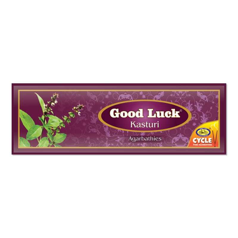 Good Luck Kasturi Incense Sticks Buy Online