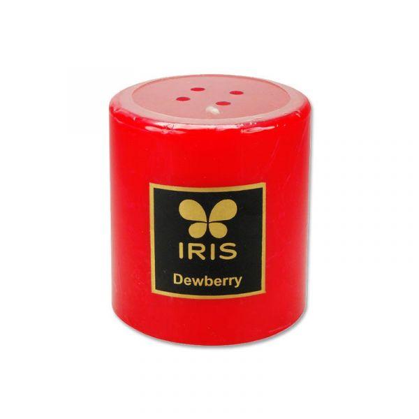 IRIS Aroma Pillar Candle