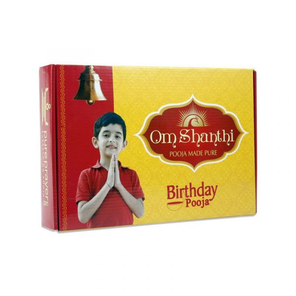 Birthday Pooja Pack