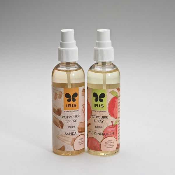 IRIS Potpourri Refreshner Spray