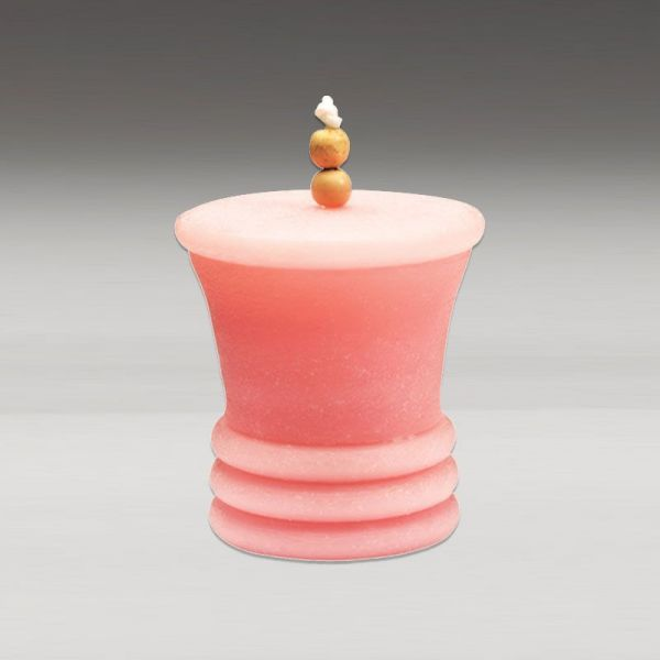 Strawberry Designer Candle
