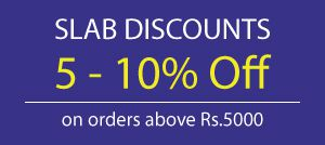 Order Slab Wise Discount